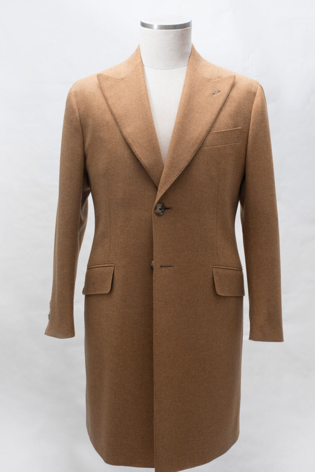 italian made to measure coats for ladies